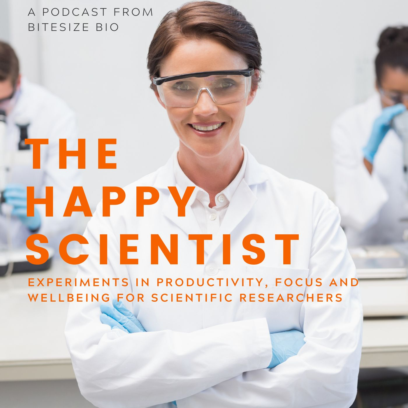 The Happy Scientist